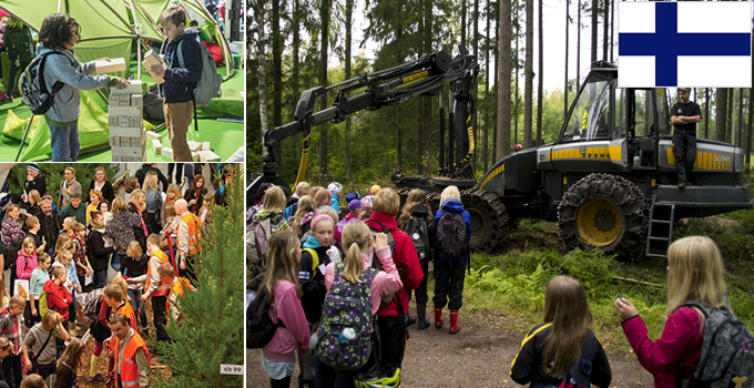 Finland Outdoor Education