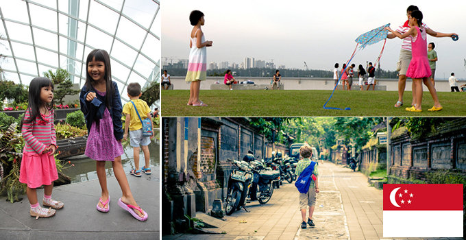 Singapore Outdoor Learning