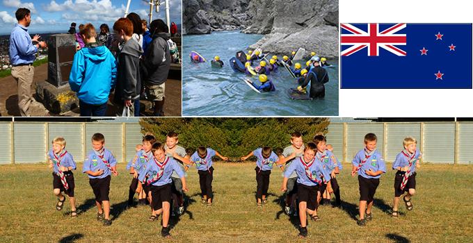 New Zealand Outdoor School