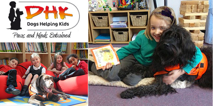 Dogs Helping Kids