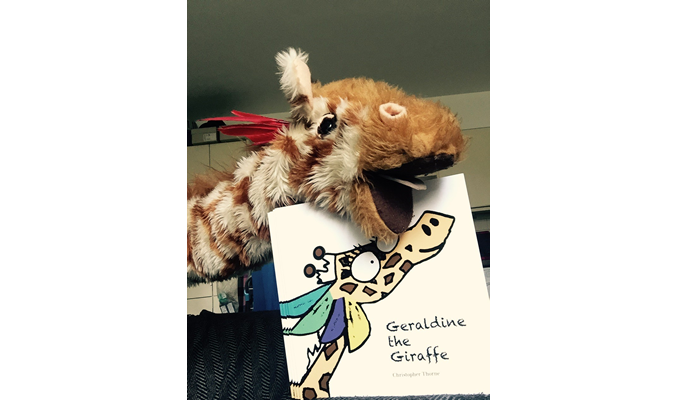 Geraldine The Giraffe1