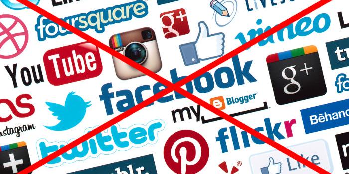 Social Network Ban1