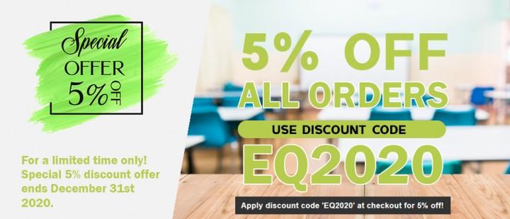 EDUQUIP NEW UPDATE 5 % DISCONT BANNER NEW