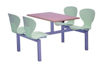 Lime Green Dining Unit
