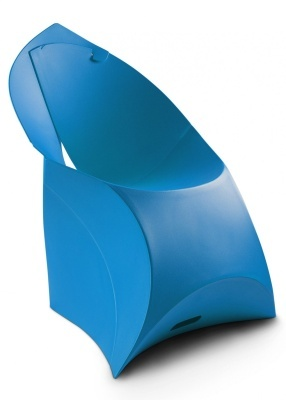 Flux Junior Chair In Blue
