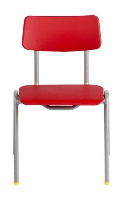 Bellos Classroom Chair Red
