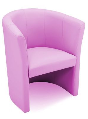 Club Tub Chair Faux Leather