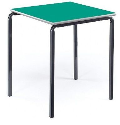 Adv Crush Bent Square Classroom Table