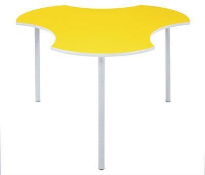 Sagu Modular Table Yellow Top