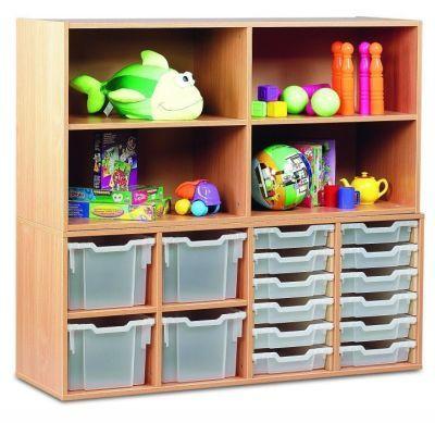 Beech Stackable Comi Classroom Storage 3