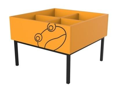 Tree Frog Kinder Box