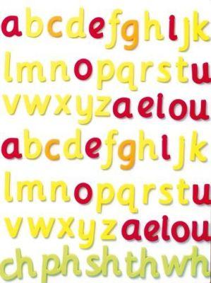Magnetic Letters Cursive Pack 1 Compressed