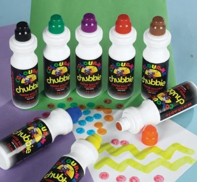 Standard Chubbie Markers Compressed