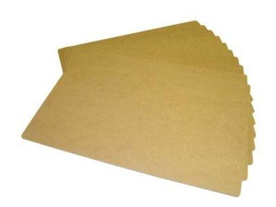 Wooden Modelling Boards Compressed