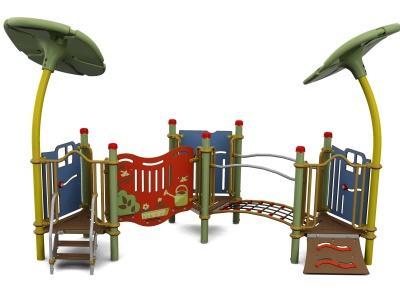 Piccollo Type O Outdoor Playcentre