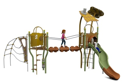 Cameo Outdioor Playcentre H