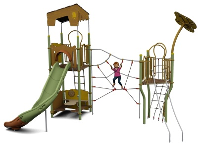 Cameo Outdoor Playcentre Type I