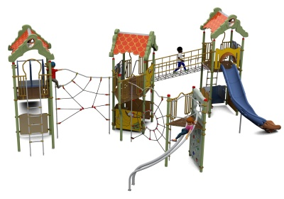 Cameo Outdoor Playcentre Version T