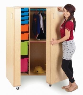 MZ Dressing Up Cupboard 1