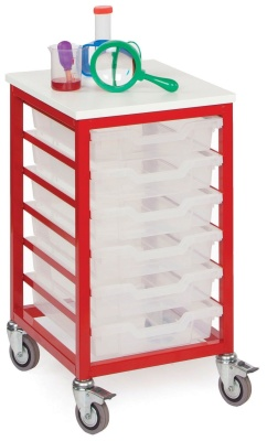 MZ 6 Tray Metal Tray Storage