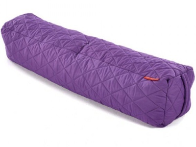 Sayu Purple Quilted Bench