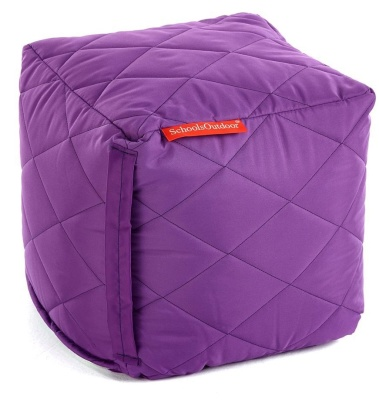 Ssyu Cube In Purple