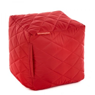 Large Cube Red