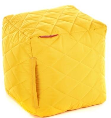 Large Cube Yellow