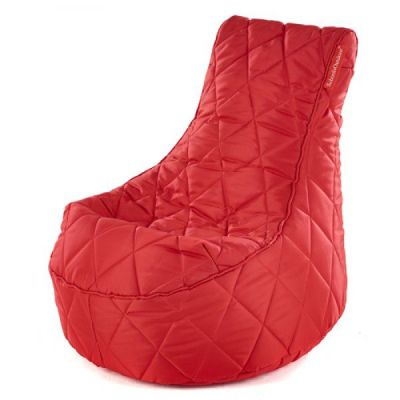 Sayu Quilted Flop Pods In Red