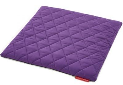 Sayu Square Mat In Purple