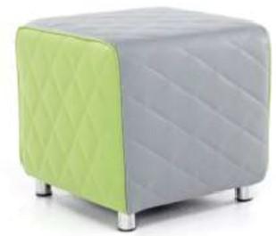 Sayu Cube Lime Green Anmd Grey