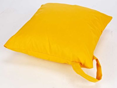 Wise Guy Outdoor Cushion In Yel;ow