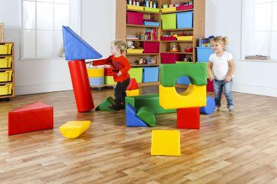 K4 Soft Play Activity Set A
