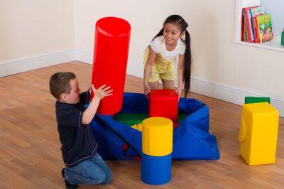 K4 Soft Play Activity Set A5