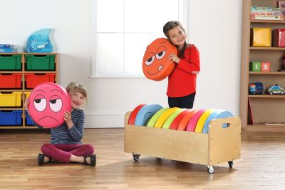 Emotions Cushion Pack And Trolley 4