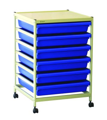 Gratnells A3 Paper Trolley
