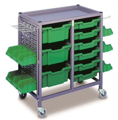 Gratnells CDT Craft Trolley