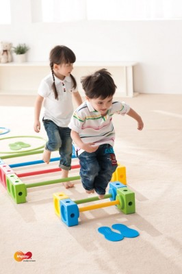 Motor Skills Play Set Universal Children Playing 3