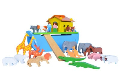 Noahs Ark Toy 2