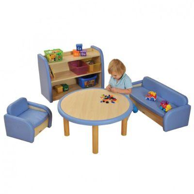 Toddler 2 Level Storage Cabinet 1