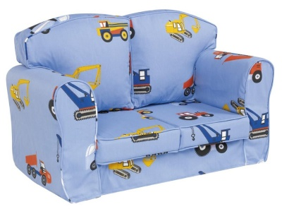 Toy TRucks Loose Cover Sofa 2