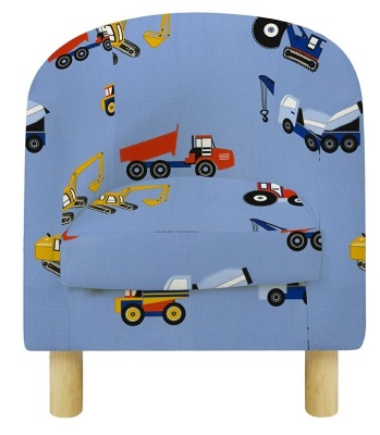 JK Toy Trucks Tub Chair