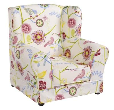 JK Songbird Wing Chair 2