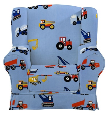 JK Toy Trucks Wing Chair