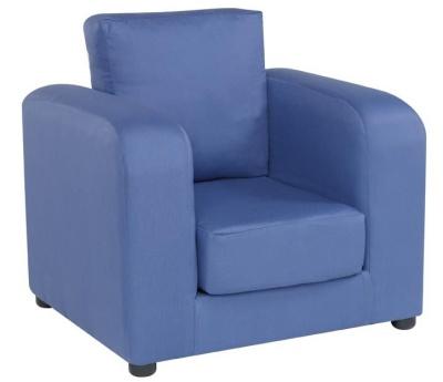 JK Blue Armchair