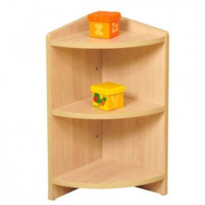 Viela Nature Space Corner Cabinet- Low