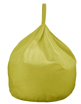 JK Plain Green Bean Bag