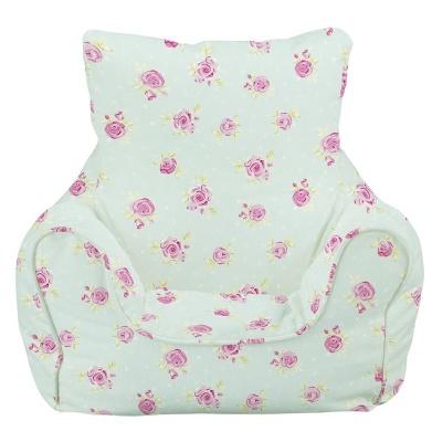 Country Flowers Bean Bag Chair