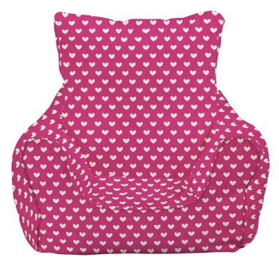 JK Bean Hearts Bean Bag Chair