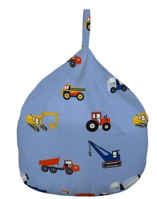 JK Toy Trucks Bean Bag